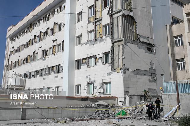 خسارت عدم رعایت درز انقطاع ساختمان - سایت کارشناس آنلاین